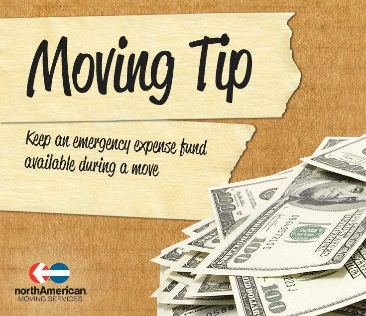 Moving Tip Monday: Keep an Emergency Expense Fund
