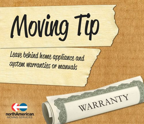 Moving Tip Monday: Appliances