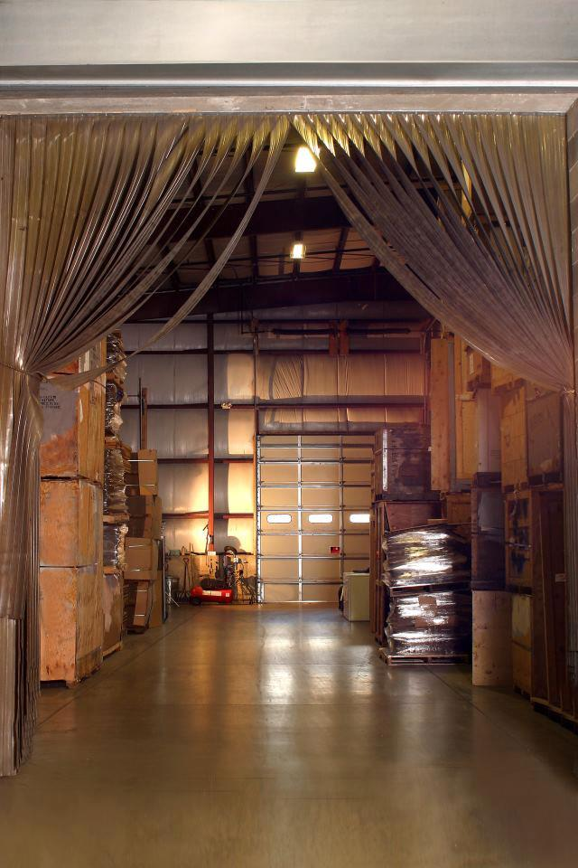 Onsite Warehouse Storage