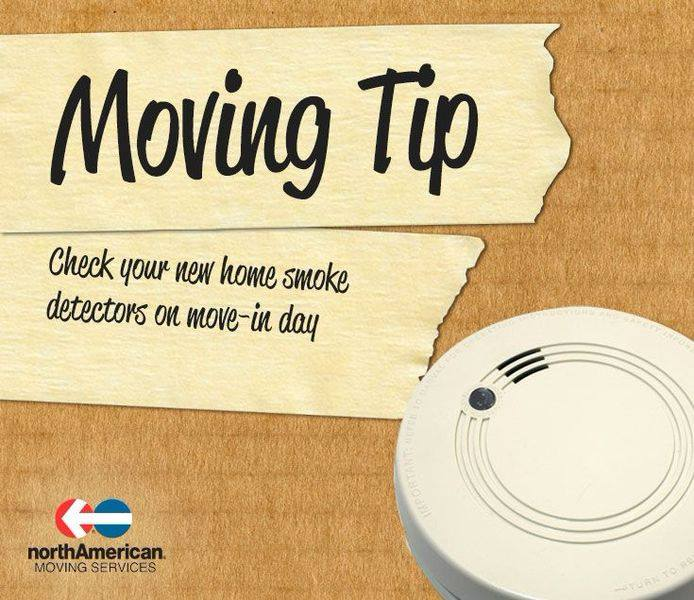 Moving Tip Monday: Smoke Detectors