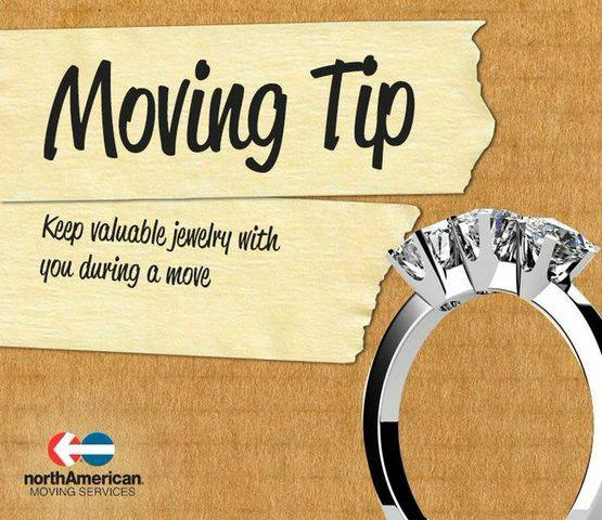 Moving Tip Monday: Valuables and Jewelry