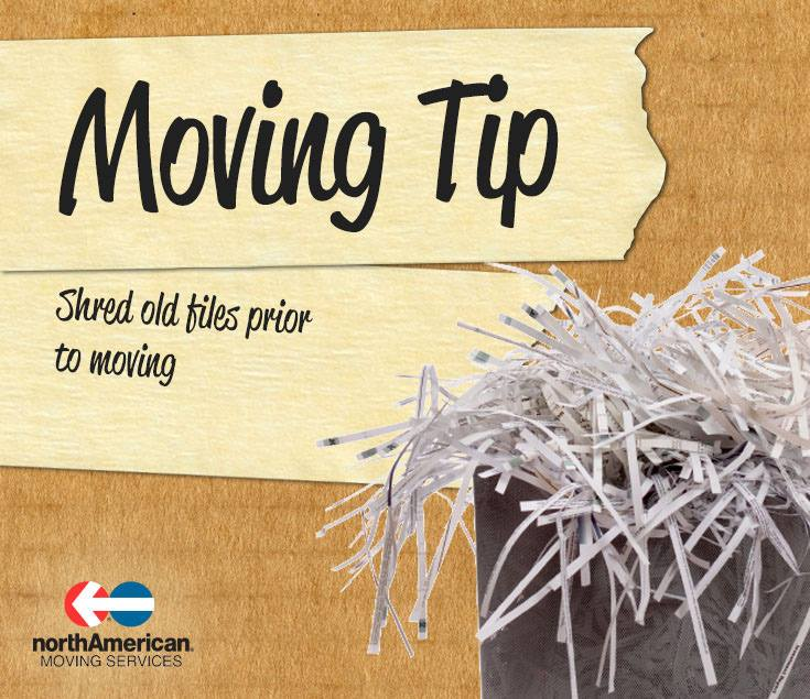 Moving Tip Monday: Shred Old Files