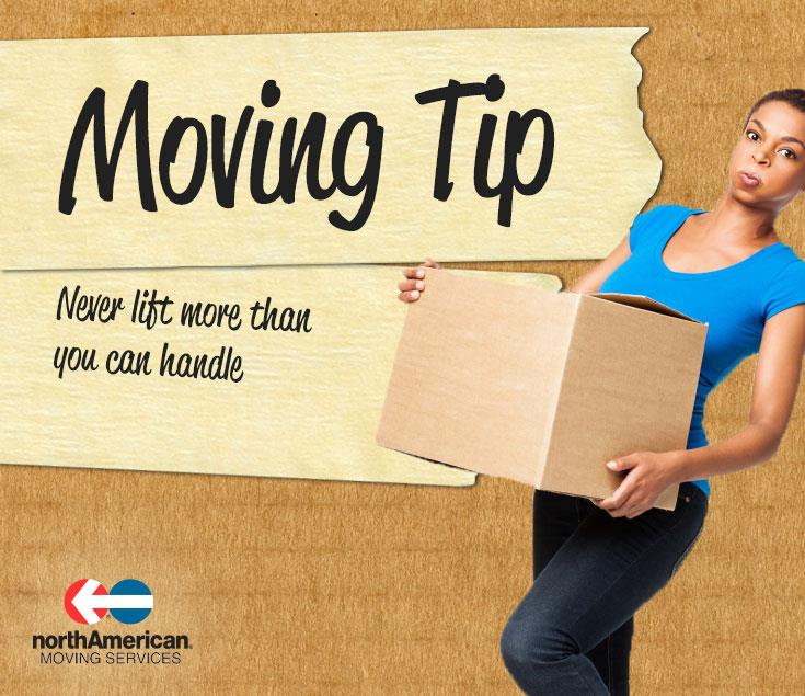 Moving Tip Monday: Self Moving Tips