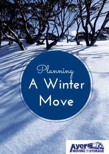 Tips to Make Your Winter Move a Smooth One