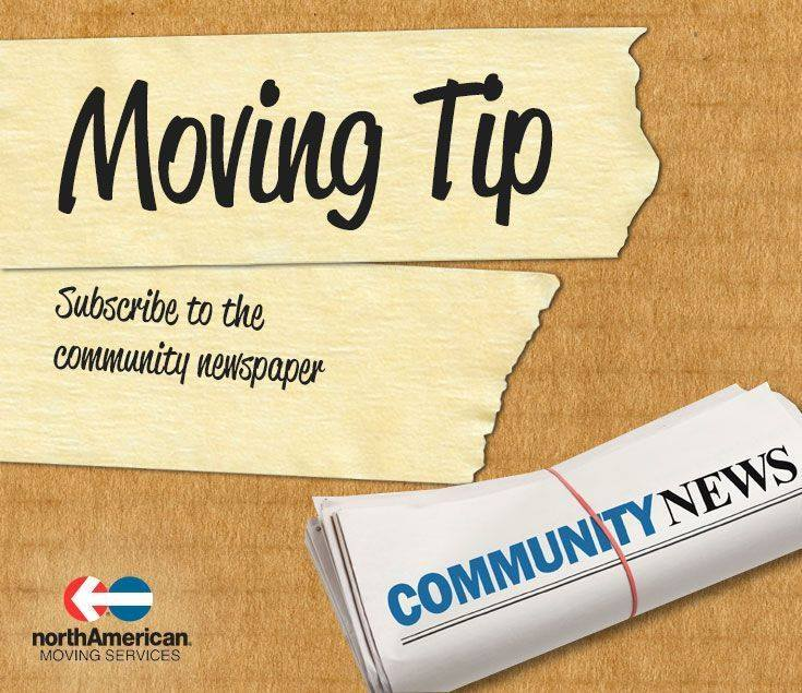 Moving Tip Monday: Get to know your community