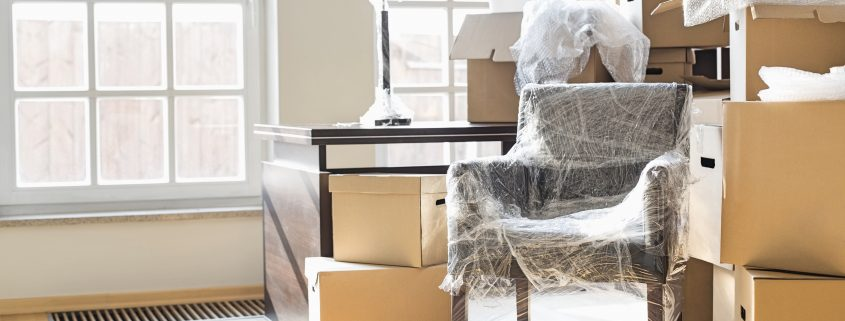 Hire a professional Mover in Massachusetts