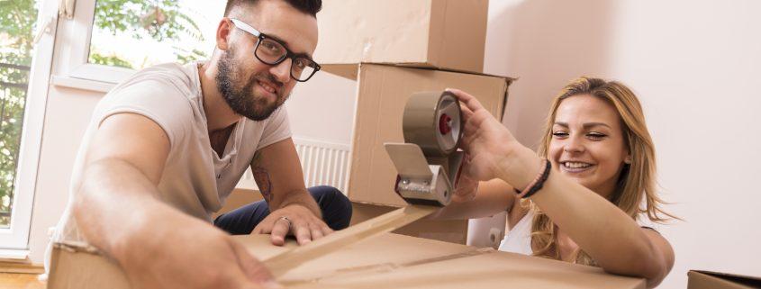 15 Apartment Packing Hacks
