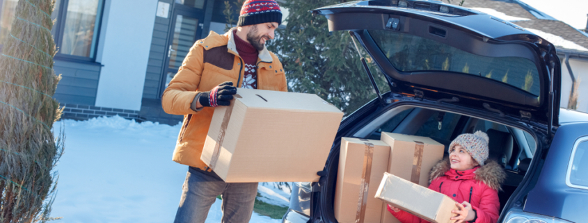 A Dozen Tips for Moving During the Winter