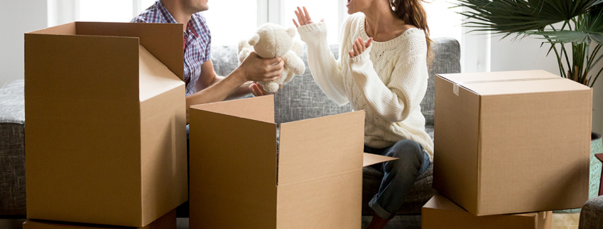 A Happy Moving Day Gift Box is a Great Housewarming Gift